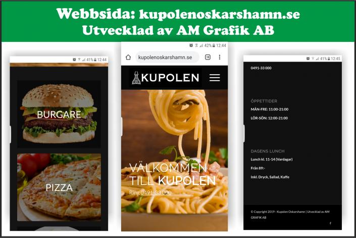 AM Grafik AB Oskarshamn